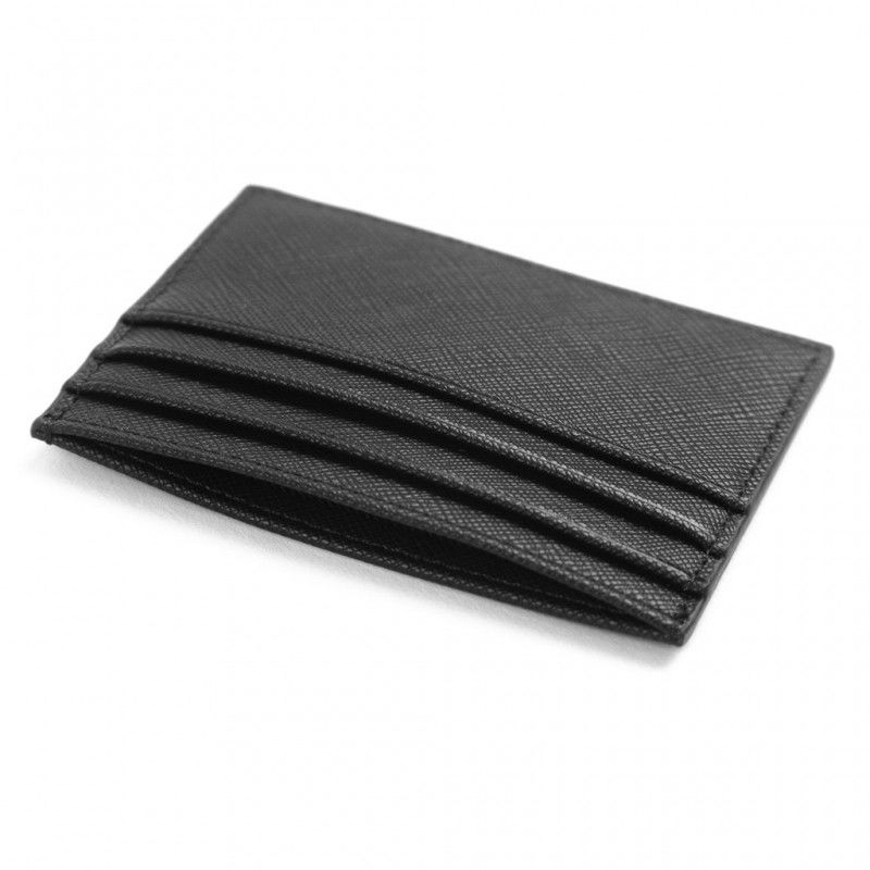 Coated Card Holder
